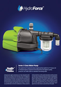 HydroForce Pump Brochure