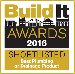 Shortlisted for the BuildIt Awards 2016